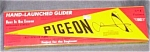 Sig Manufacturing. Balsa Wood Glider Sealed Box Free Shipping