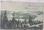 Vintage Post Card Scandinavia