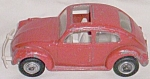 Click here to enlarge image and see more about item tw-24: Vintage Hubley VW Bug Car
