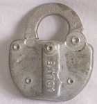 Click here to enlarge image and see more about item uk-99: Adlake Switch Padlock