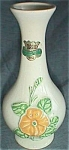 Vintage Vase Tagged Classic Vase Hand Decorated USA