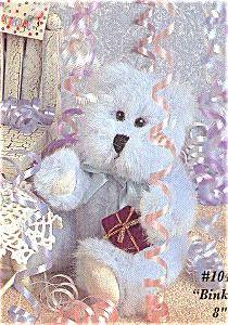 Bearington Teddy Bear BINKIE (Image1)