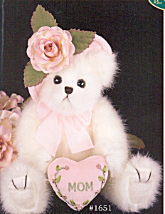Bearington Teddy Bear MOMMY TENDERHEART (Image1)