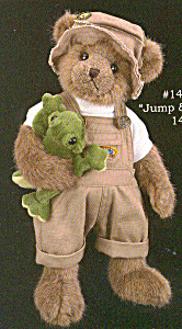 Bearington Teddy Bear JUMP and JACK (Image1)