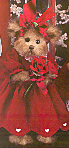 Bearington Valentine Collectible Teddy Bear Rosie (Image1)