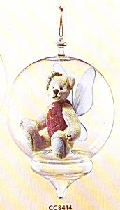Cottage Collectibles STAR FAIRY BEAR ORNAMENT (Image1)