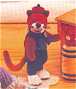 Cottage Collectibles Miniature Whiskers Cat (Image1)