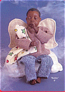 Daddy's Long Legs African American Doll Bubby