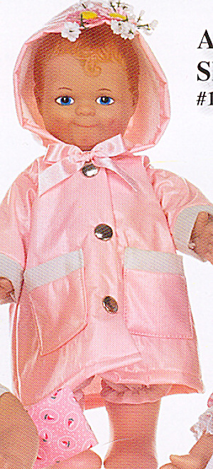 The Doll Maker Lovie Dovie Doll April Showers (Image1)