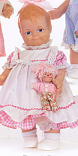 The Doll Maker Lovie Dovie Doll Rag A Doo