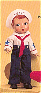 Effanbee Doll Petey Sailor