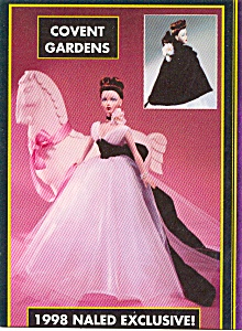 Ashton Drake Gene Fashion Doll COVENANT GARDEN (Image1)