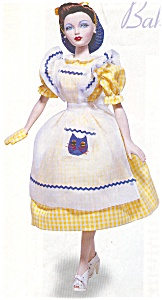 Ashton Drake Gene Fashion Doll Outfit BAKING COOKIES (Image1)