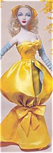 Ashton Drake Gene Fashion Doll Outfit GOLD SENSATION (Image1)