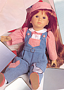 Gotz Play Doll PIA by Doll Artist Karin Heller (Image1)