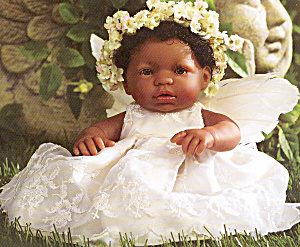 Berenguer African American Little Angel Doll (Image1)