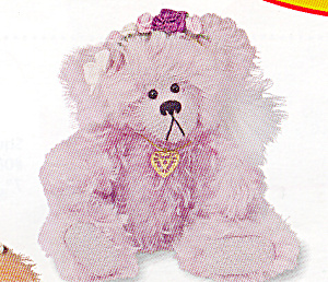Knickerbocker Annette Funicello Collectible Teddy (Image1)