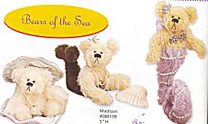 Knickerbocker Annette Funicello Mohair Teddy BEARS (Image1)