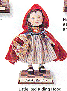 Richard Simmons Childhood Dreams LITTLE RED RIDING HOOD (Image1)