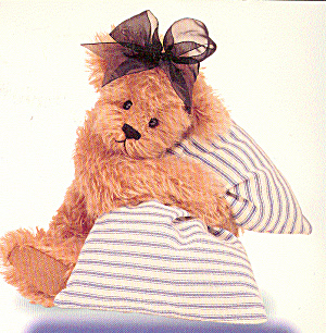 Knickerbocker Collectible Mohair Teddy Bear (Image1)