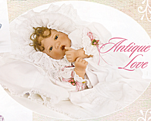 Lee Middleton Doll Antique Love