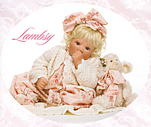 Lee Middleton Doll Lambsy