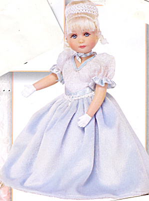 Lee Middleton Moments Storybook Doll Cinderella