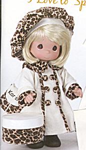 Precious Moments Doll I LOVE TO SPOT A BARGAIN (Image1)