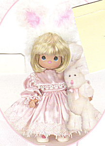 Precious Moments Vinyl Doll I'M ALL EARS FOR YOU (Image1)