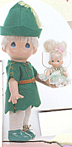 Precious Moments Doll Peter Pan and Tinkerbelle (Image1)