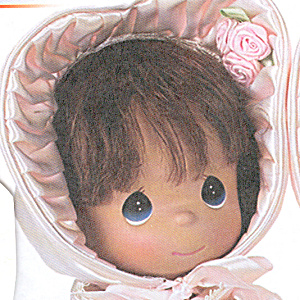 Precious Moments Collectible Baby Doll Gentle Heart