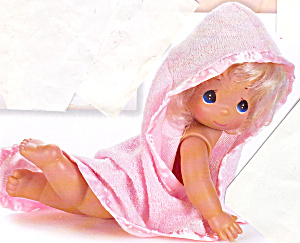 Precious Moments Vinyl Bathtime Cutie Doll