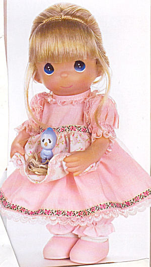 Precious Moments Collectible Doll You Are A Friend