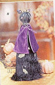 Fancy Pants Cat for Halloween (Image1)