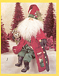CRIMSON SANTA for the CHRISTMAS HOLIDAY (Image1)