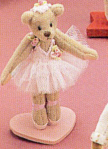 World Of Miniature Bears Giselle Ballerina Teddy Bear