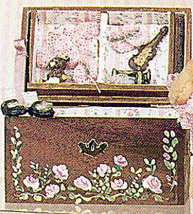 World of Miniature Bears Teddy Bear Pandoras Box (Image1)