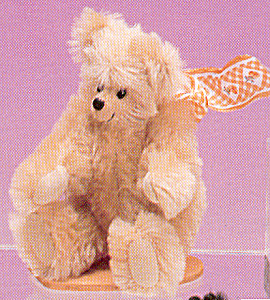 World of Miniature Bears Mohair Teddy Bear PRECIOUS (Image1)
