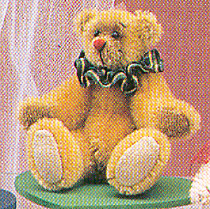 World of Miniature Bears Teddy Bear WILLY (Image1)