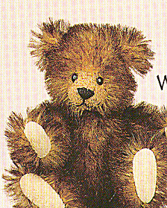 World of Miniature Bears Teddy Bear WINSTON (Image1)