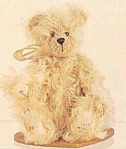 World of Miniature Bears Mohair Teddy Bear Blondie (Image1)