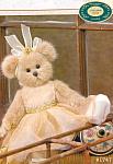 Click to view larger image of Bearington Teddy Bear Tinsel Toes Ballerina (Image1)