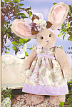 Click here to enlarge image and see more about item BB38: Bearington Rabbit ADDISON