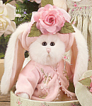 Bearington Plush Rabbit MUFFY