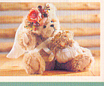 Cottage Collectibles Teddy Bear HOLLY BEAR