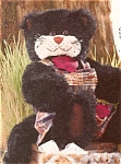 Click to view larger image of Cottage Collectibles Kitty Cat Sneakers (Image1)