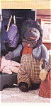 Click to view larger image of Cottage Collectibles Good Golly bear by Lorraine Chien (Image1)