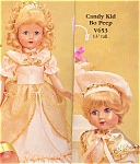 Click here to enlarge image and see more about item FANDB8: Effanbee Dolls Cinderella and Prince Charming