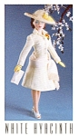 Click here to enlarge image and see more about item GENED10: Ashton Drake Gene Fashion Doll WHITE HYACINTH