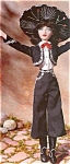 Click here to enlarge image and see more about item GENEDO3: Ashton Drake Gene Fashion Doll Outfit BOLERO